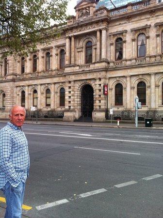 Hilton Adelaide: City post office