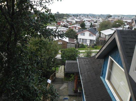 Casa Kalfu: En un barrio bonito con bellas vistas (hay habitaciones que miran al lago)