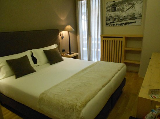 Hotel La Genzianella: Camera Matrimoniale