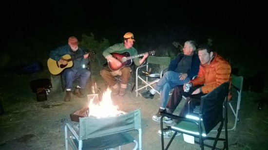 Canyon Outfitters, Inc.: campfire