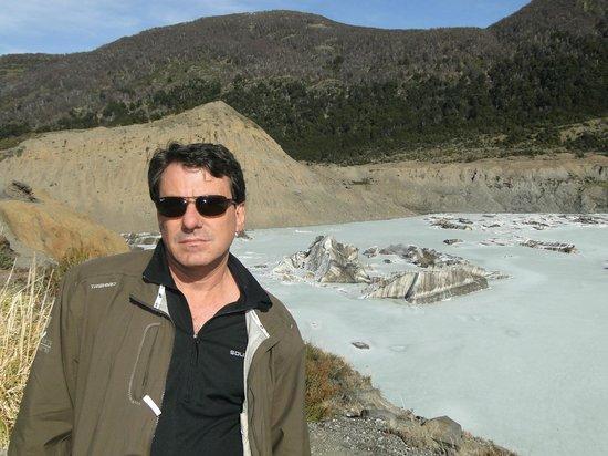 Cerro Tronador: Ventisqueiro Negro