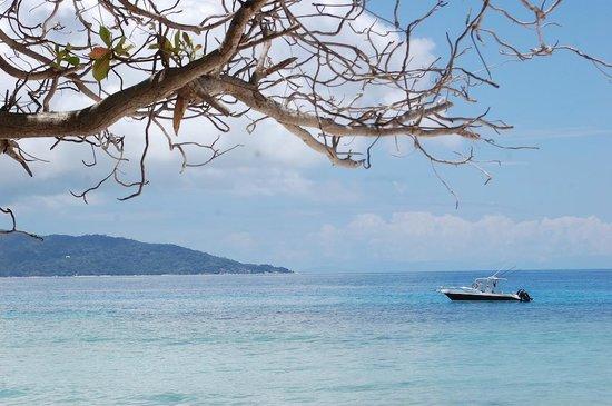 Sisters Islands Private: côté ile Coco