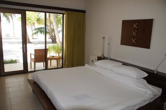 Club Med Kani: Chambre