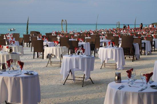Club Med Kani: St Valentin