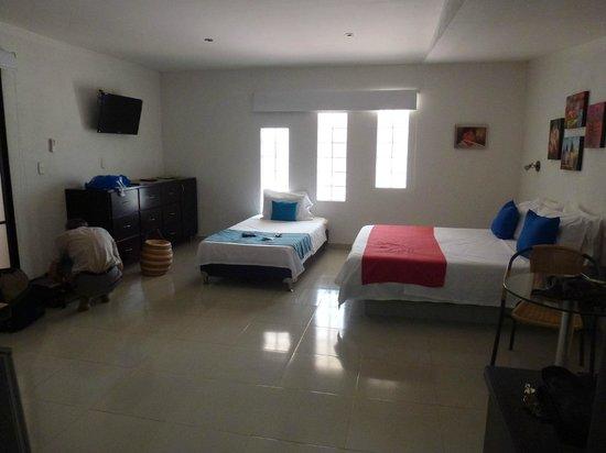 Hotel KiKuxtah: Apartment