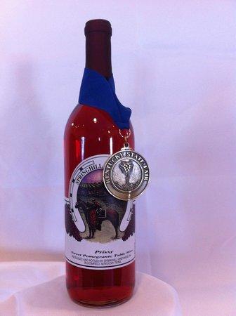 Springhill Winery & Plantation Bed 'n Breakfast: Award winning wines
