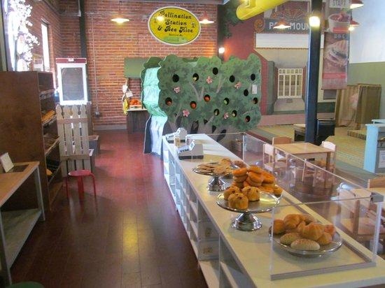 Virginia Discovery Museum : Panera Bread