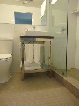 YVE Hotel Miami: la salle de bain