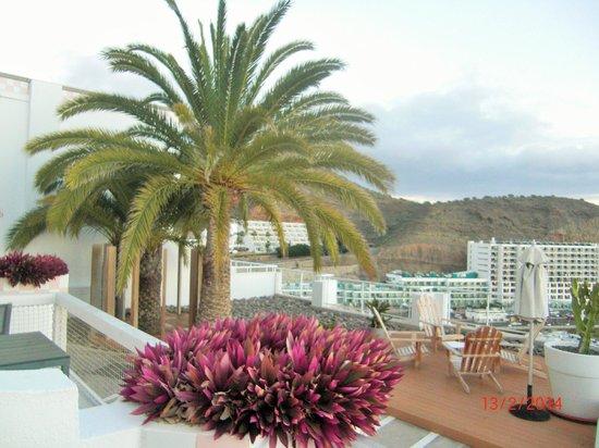 Marina Bayview: Utsikt fra terassen