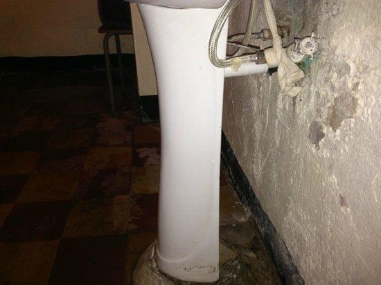 Seven Olives Hotel: leaking..