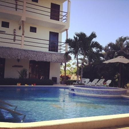 Hotel Punta Chame Villas: Pool
