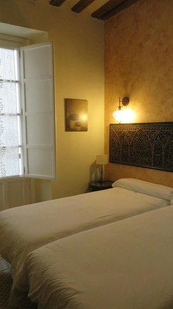 Hotel Argantonio: camera