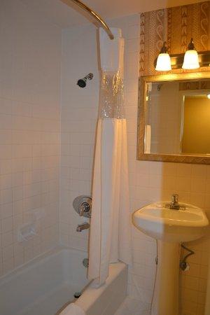 Catamaran Resort Hotel and Spa: Baño