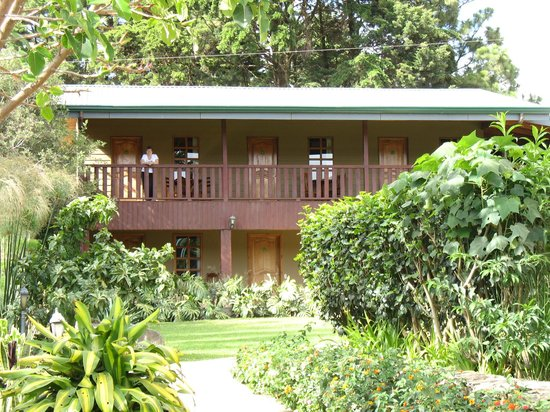 Monteverde Country Lodge: the hotel