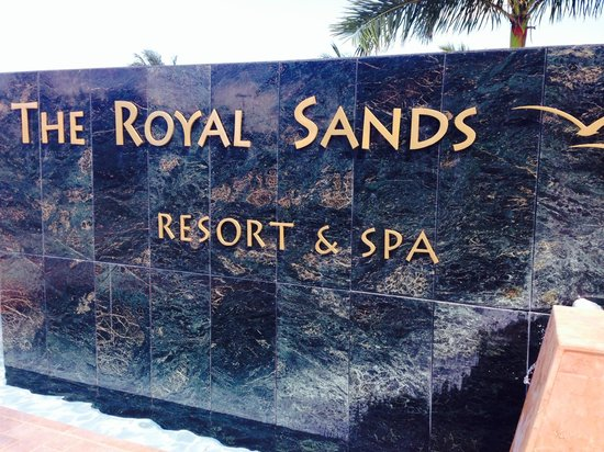 The Royal Sands Resort & Spa All Inclusive: Front View