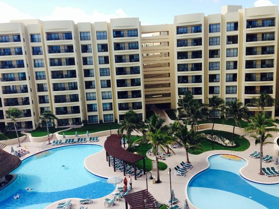 The Royal Sands Resort & Spa All Inclusive: Room View