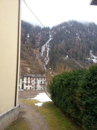 Villa Chiara B&B : Cascata