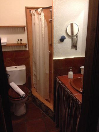 Hotel  Alavera de los Baños: Baño
