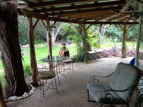 Casa del Sol Bed and Breakfast at Lake Travis: Relaxing moments!
