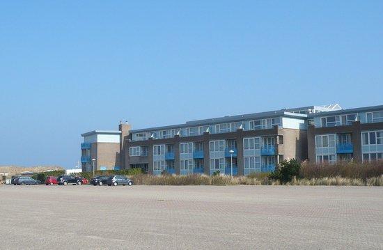 Landal Ameland State: Apartmenthaus - Rückseite