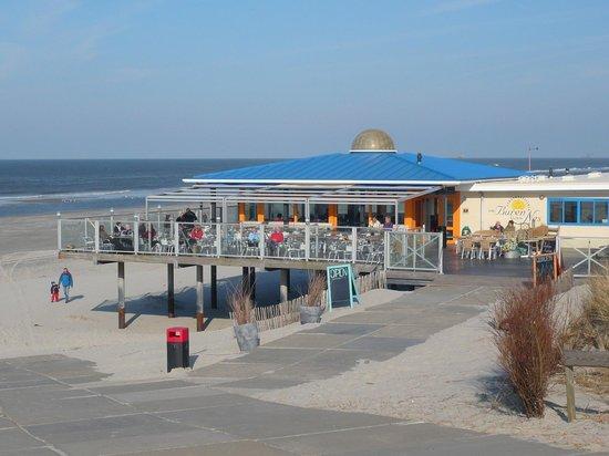 Landal Ameland State: Strandcafé
