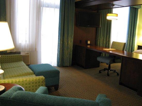 Hampton Inn & Suites Orange Beach, King Studio