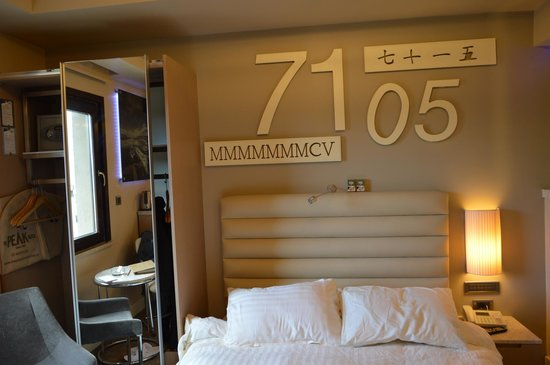 The Peak Hotel: comfort bed
