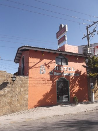Hotel El Buen Samaritano: Photo du 2 mars 2014.