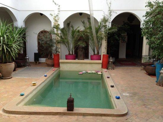 Riad Mandalay : Pool