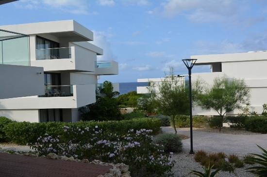 Papagayo Beach Hotel: uitzicht