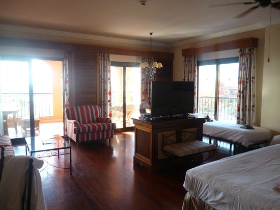 Sheraton Fuerteventura Beach, Golf & Spa Resort : Suite