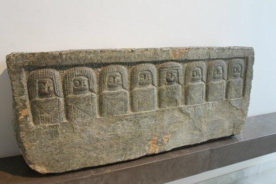 Musée National du Bardo : Numidian Gods