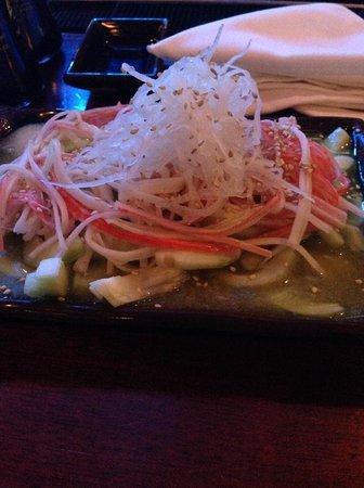 Mahi Mah's Seafood Restaurant : Kani Suno