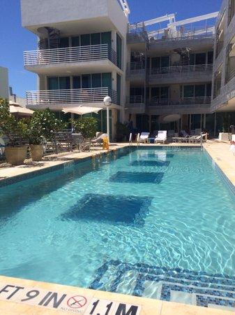 Z Ocean Hotel South Beach : Great pool.