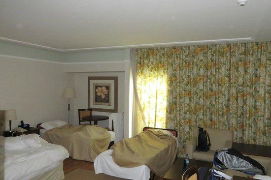 Royal Palm Plaza Resort: Ótimo quarto. Suíte Luxo.
