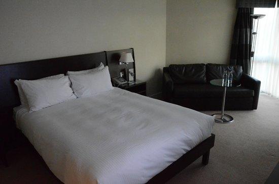 Hilton Birmingham Metropole Hotel: Executive bedroom