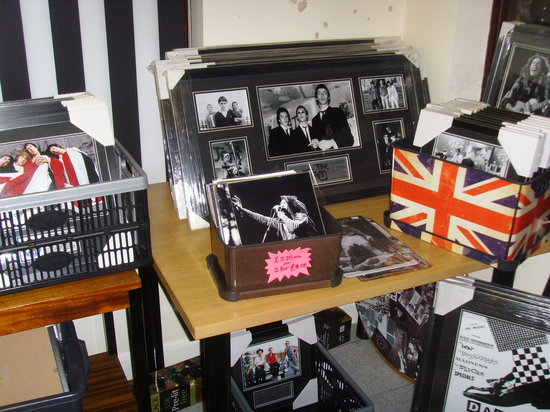 Coventry, UK: framed pictures