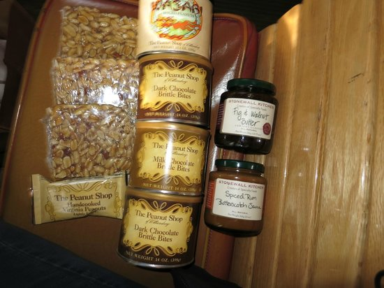 The Peanut Shop: My purchases!