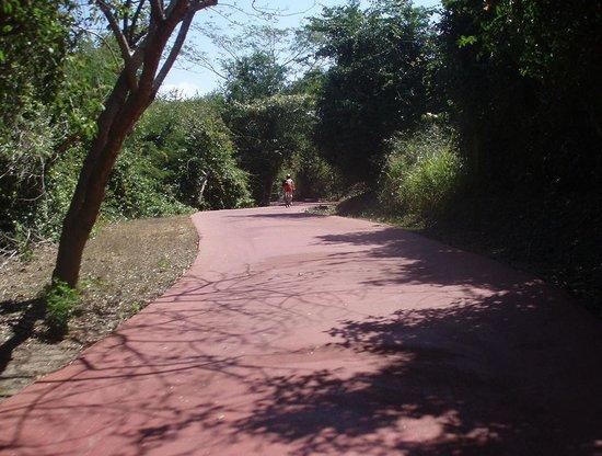 Emporio Ixtapa : biking trail in Ixtapa - hotel has free to-use Bikes