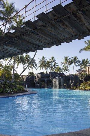 Hilton Waikoloa Village: The Epic Pool