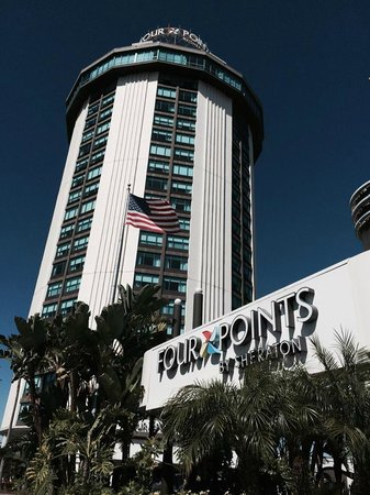 Four Points by Sheraton Orlando International Drive: Hotel Front Photo
