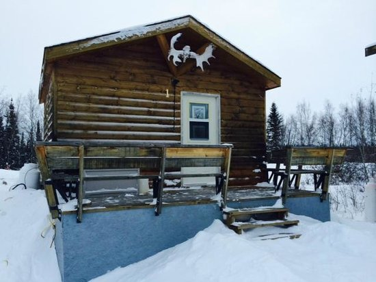 Trout Rock Lodge : Our accommodations for the weekend!