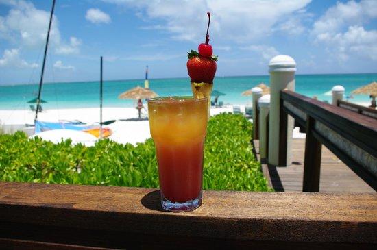 Hemingway's Restaurant : Rum Punch