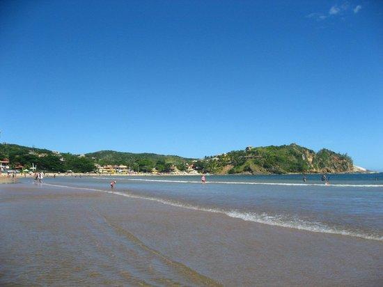 Geriba Beach : praia