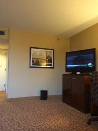 Crystal Gateway Marriott: Consierge Level Room