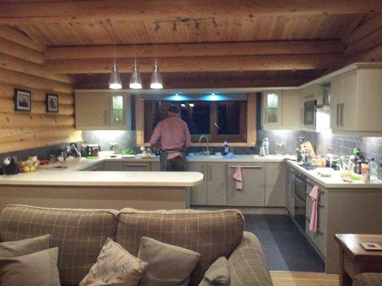 The Suffolk Escape: Stuart;  our private chef.