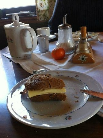 Pension Andrea: завтрак
