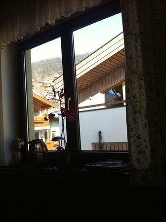 Pension Andrea: вид из окна