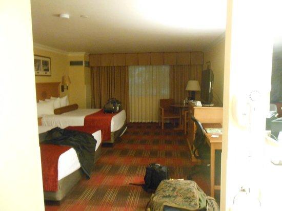 Best Western Premier Grand Canyon Squire Inn : Standard room.