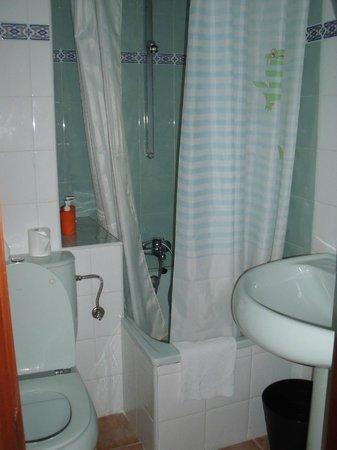 Nap Rural: Baño pequeño